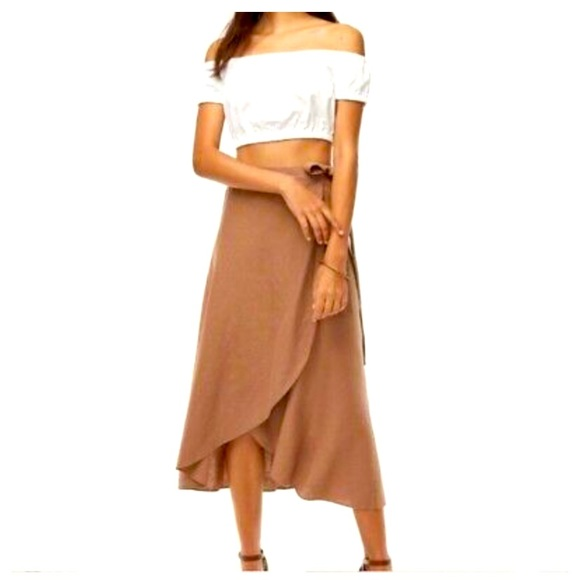 New Wilfred Eleta Skirt, L